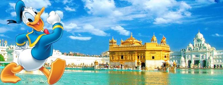 Golden Temple-Wagah Boarder